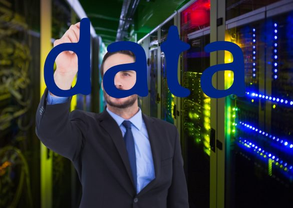 Data worker writing data